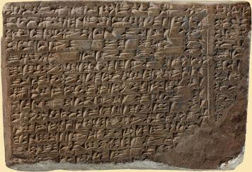 NIBIRU News ~ Planet X - Zecharia Sitchin Critically Evaluated plus MORE Cuneiform-Tablet