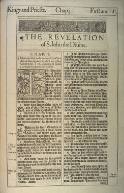 Book of Revelation Secret Prophecies